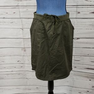 NWT Forest Green Pencil Skirt by Sonoma